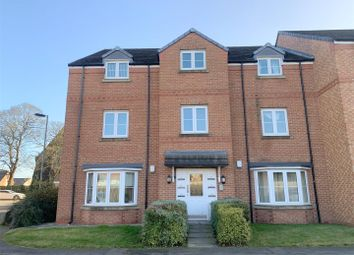 Thumbnail 2 bed flat for sale in St. James Court, Darlington