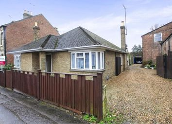 Thumbnail 2 bed bungalow for sale in High Street, Fletton, Peterborough, Cambridgeshire