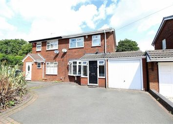 Thumbnail 3 bedroom semi-detached house for sale in Gate Street, Sedgley, Dudley