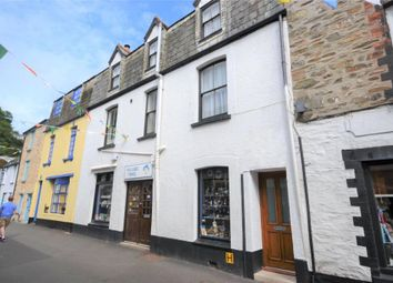 Thumbnail 3 bed maisonette for sale in Fore Street, Polperro, Looe, Cornwall
