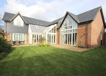 Thumbnail 5 bedroom detached house for sale in Hatching Green, Harpenden, Hertfordshire