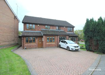 Retford Close, Borehamwood, Hertfordshire WD6. 3 bed property