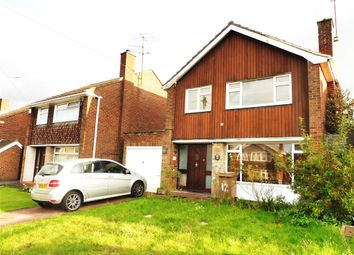 Thumbnail 3 bedroom detached house to rent in Seabrook, Luton