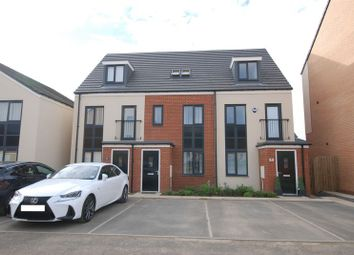Thumbnail 3 bedroom property to rent in Elmwood Park Gardens, Newcastle Upon Tyne