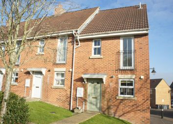 Thumbnail 3 bed end terrace house to rent in Casson Drive, Stoke Park, Bristol