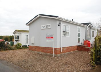Thumbnail 2 bed property for sale in Oversley Mill Park, Oversley Green, Alcester