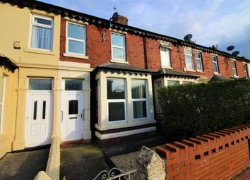 Thumbnail 3 bed terraced house to rent in Gorton Street, Blackpool, Lancashire