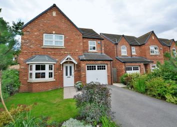 Thumbnail 4 bed detached house for sale in Buttercup Way, North Hykeham, Lincoln