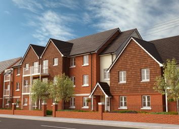"Thumbnail 1 bed property for sale in ""Apartment Number 16"" at Wellington Road, Wokingham"