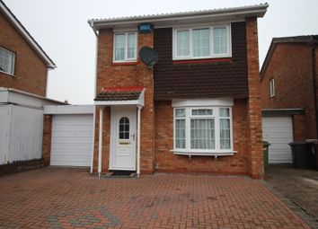 Thumbnail 3 bed detached house for sale in Lauder Close, Willenhall