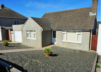 Thumbnail 3 bed detached bungalow for sale in Heol Dewi, Fishguard