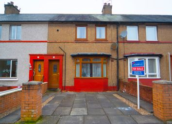 Thumbnail 2 bed terraced house for sale in Don Street, Grangemouth