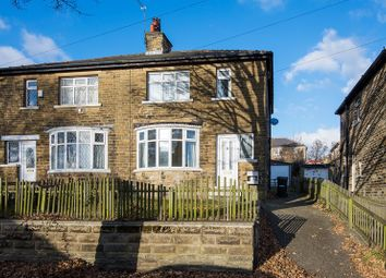 Thumbnail 3 bed semi-detached house for sale in St. Leonards Grove, Bradford, West Yorkshire