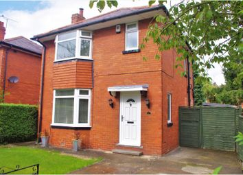 Thumbnail 3 bed detached house for sale in Wedderburn Drive, Harrogate