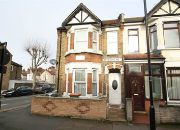 Thumbnail 4 bed end terrace house to rent in Mitcham Road, East Ham, London
