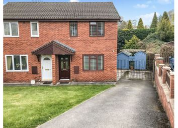 Thumbnail 2 bed semi-detached house for sale in Coed Y Nant, Wrexham