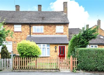 Thumbnail 2 bedroom end terrace house for sale in Foxgrove Path, Watford, Hertfordshire