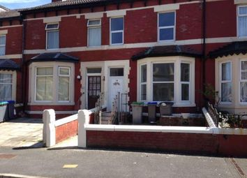 Thumbnail 4 bed terraced house to rent in Chesterfield Road, Blackpool