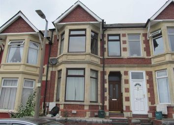 Thumbnail 4 bed terraced house to rent in Dock View Road, Barry, Vale Of Glamorgan