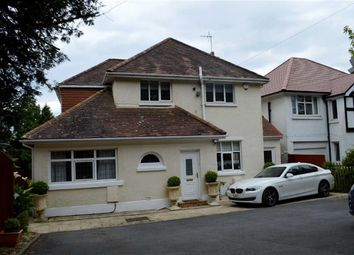Thumbnail 4 bed detached house for sale in Gower Road, Swansea
