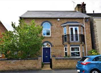 Thumbnail 4 bed detached house for sale in Queen Street, Stamford