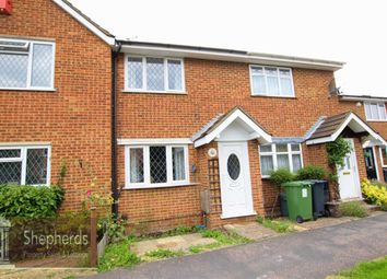 Thumbnail 2 bed terraced house for sale in The Canadas, Broxbourne, Hertfordshire