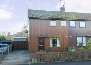 Thumbnail 2 bedroom semi-detached house for sale in Park Side, Coldstream