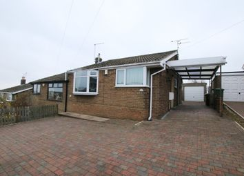 Thumbnail 2 bed detached bungalow to rent in Pippins Green Avenue, Kirkhamgate, Wakefield