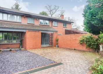 Thumbnail 5 bed detached house for sale in Green Bank, Chester