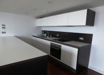 Thumbnail 2 bed flat to rent in West Tower, Brook Street