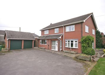 Thumbnail 4 bed detached house for sale in Walton, High Ercall, Telford