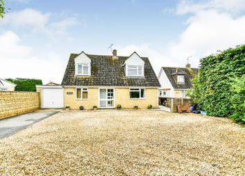 Thumbnail 5 bed detached house for sale in Station Road, Christian Malford, Chippenham