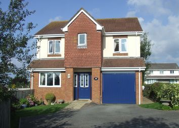 Thumbnail 4 bed detached house to rent in Hawley Manor, Barnstaple