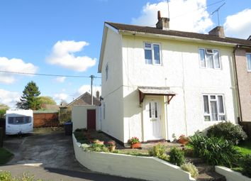 Thumbnail 3 bed end terrace house for sale in Meadow Road, Bulford, Salisbury
