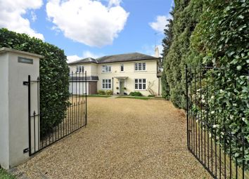 Thumbnail 5 bed detached house for sale in St. Marys Road, Long Ditton, Surbiton