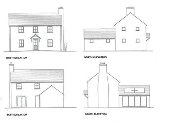 Thumbnail 3 bed detached house for sale in Green Haven, Monkton, Pembrokeshire