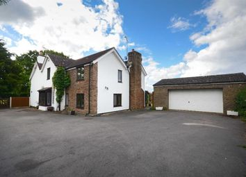 Thumbnail 4 bed detached house for sale in Church Lane, Moorend, Hambrook, Bristol