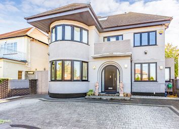 Thumbnail Detached house for sale in Rowdon Avenue, London