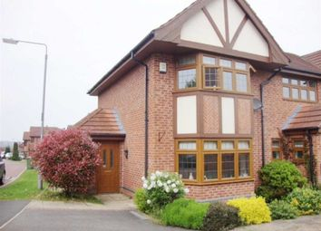Thumbnail 2 bed semi-detached house to rent in Occupation Lane, Edwinstowe, Mansfield