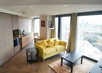 Thumbnail 1 bed flat to rent in Chronicle Tower, Islington