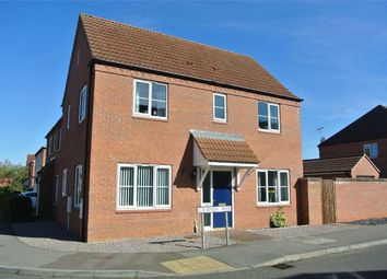 Thumbnail 3 bed detached house for sale in Campion Way, Bourne, Lincolnshire