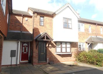 Thumbnail 2 bed terraced house to rent in Manor Rise, Lichfield