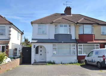 Thumbnail 3 bed semi-detached house for sale in Perivale Gardens, Watford