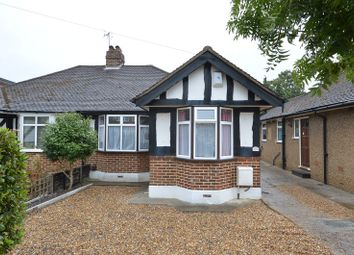 Thumbnail 2 bed bungalow to rent in Cheshire Gardens, Chessington, Surrey.