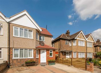 Thumbnail 5 bed semi-detached house for sale in Garage Road, Queens Drive, London