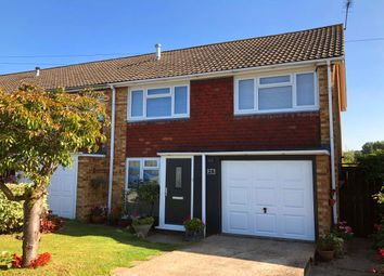 Thumbnail 3 bed semi-detached house for sale in Tilbury Close, Orpington