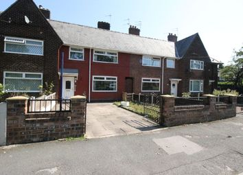 Thumbnail 3 bed terraced house for sale in Royalthorn Road, Sharston, Wythenshawe, Manchester