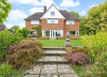 Thumbnail 4 bed detached house for sale in Galloway Road, Bishop's Stortford