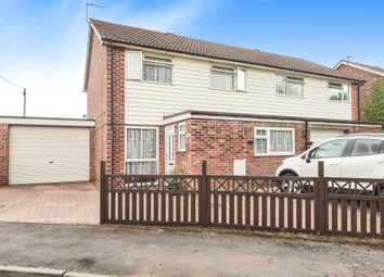 Thumbnail 3 bed semi-detached house for sale in St. Marks Close, Thatcham
