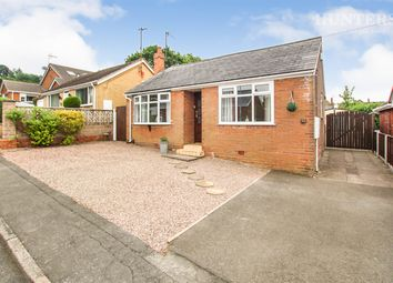 Thumbnail 2 bed detached bungalow for sale in Rosewood Avenue, Stockton Brook, Stoke-On-Trent